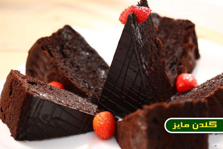 آموزش-طبخ-کیک-برانی-با-چیپس-شکلاتی